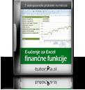 Excel finančne funkcije